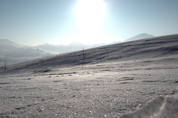 VIDEO: Genghis Khan Ice Marathon