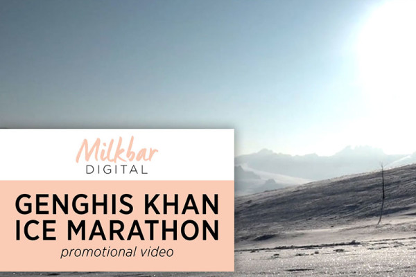Genghis Khan Ice Marathon