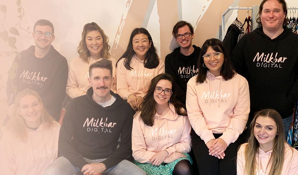 Milkbar Digital - Tips on Building Team Culture