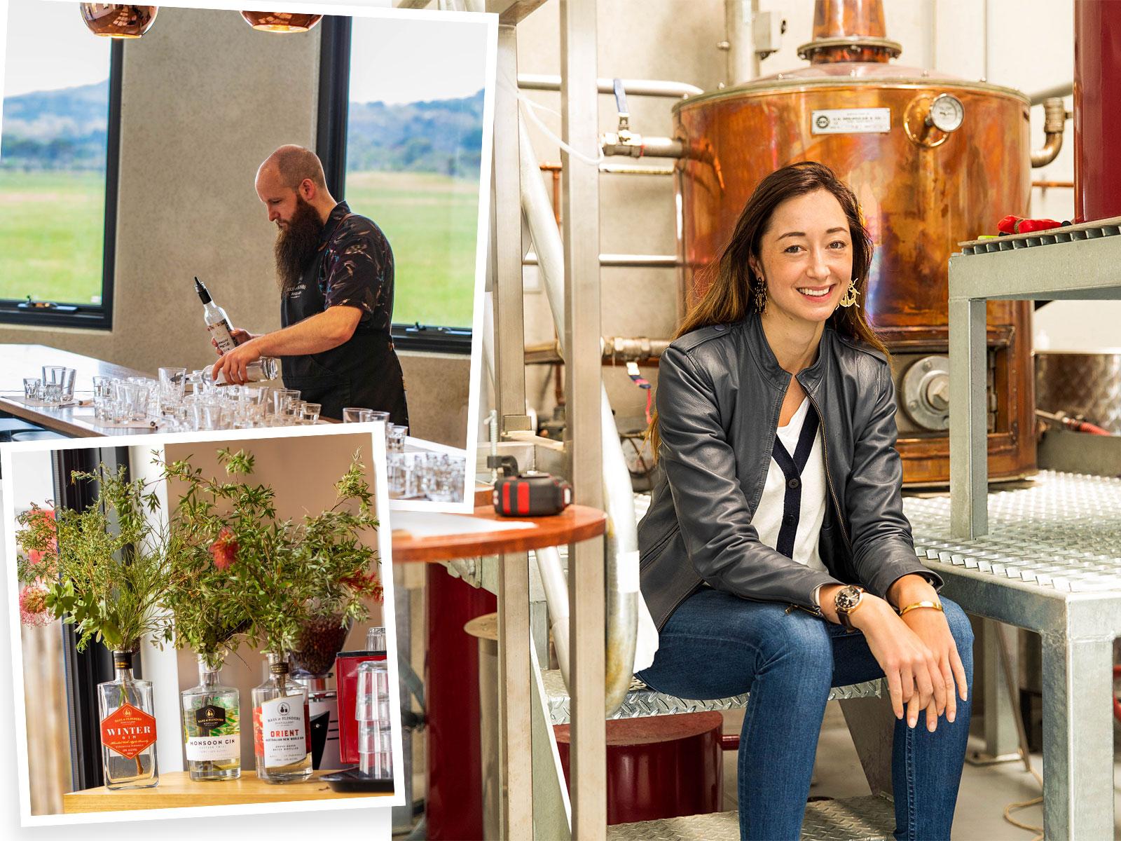 SOCIAL MEDIA MANAGEMENT: Bass & Flinders Distillery